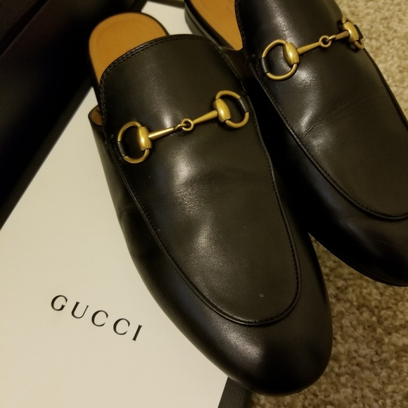852bbdb4091 Gucci Shoes - AUTHENTIC GUCCI Princetown loafers